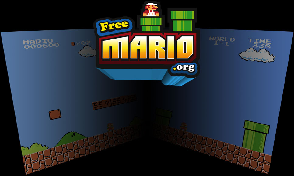 Free Mario - Play the best Mario game online!